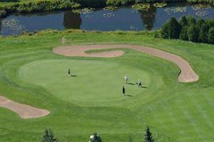 forfait golf 9 trous