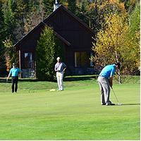 académie cours de golf adulte