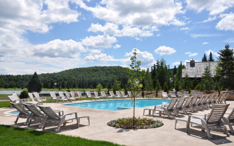 Summer Activities Laurentians Near Tremblant Royal