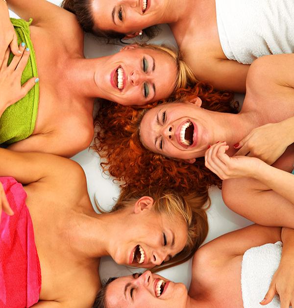 Photo : Girls Getaway Package