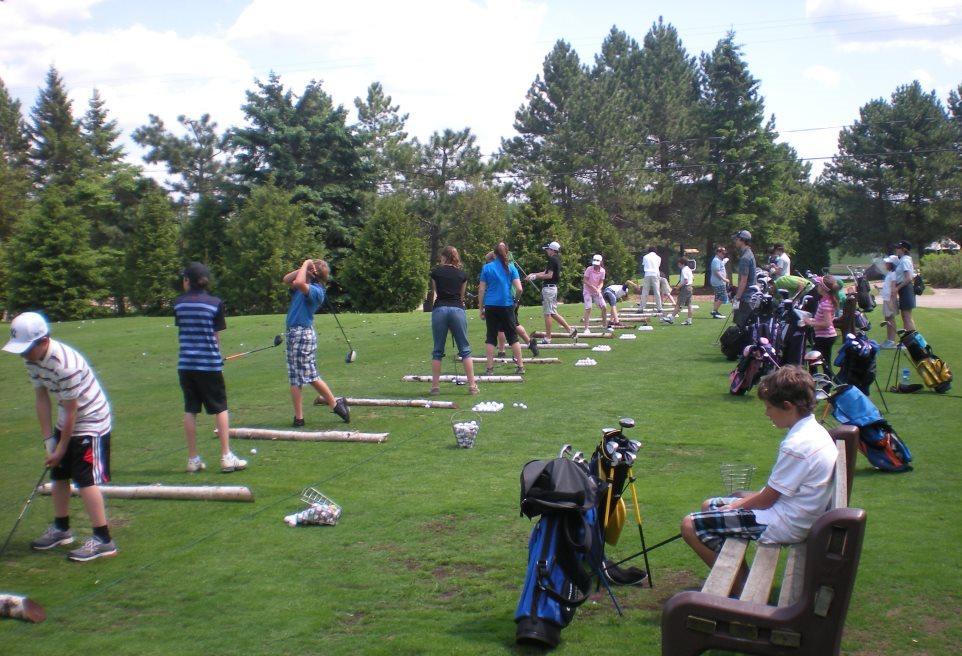 Membre Club de Golf Junior