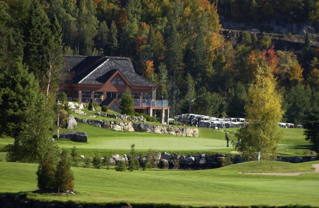Parcours de golf Laurentides près de Tremblant - Royal Laurentien