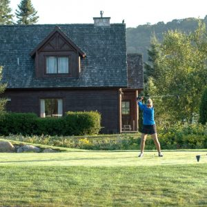Forfait Golf et Hébergement