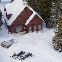 Location de motoneige forfait hiver