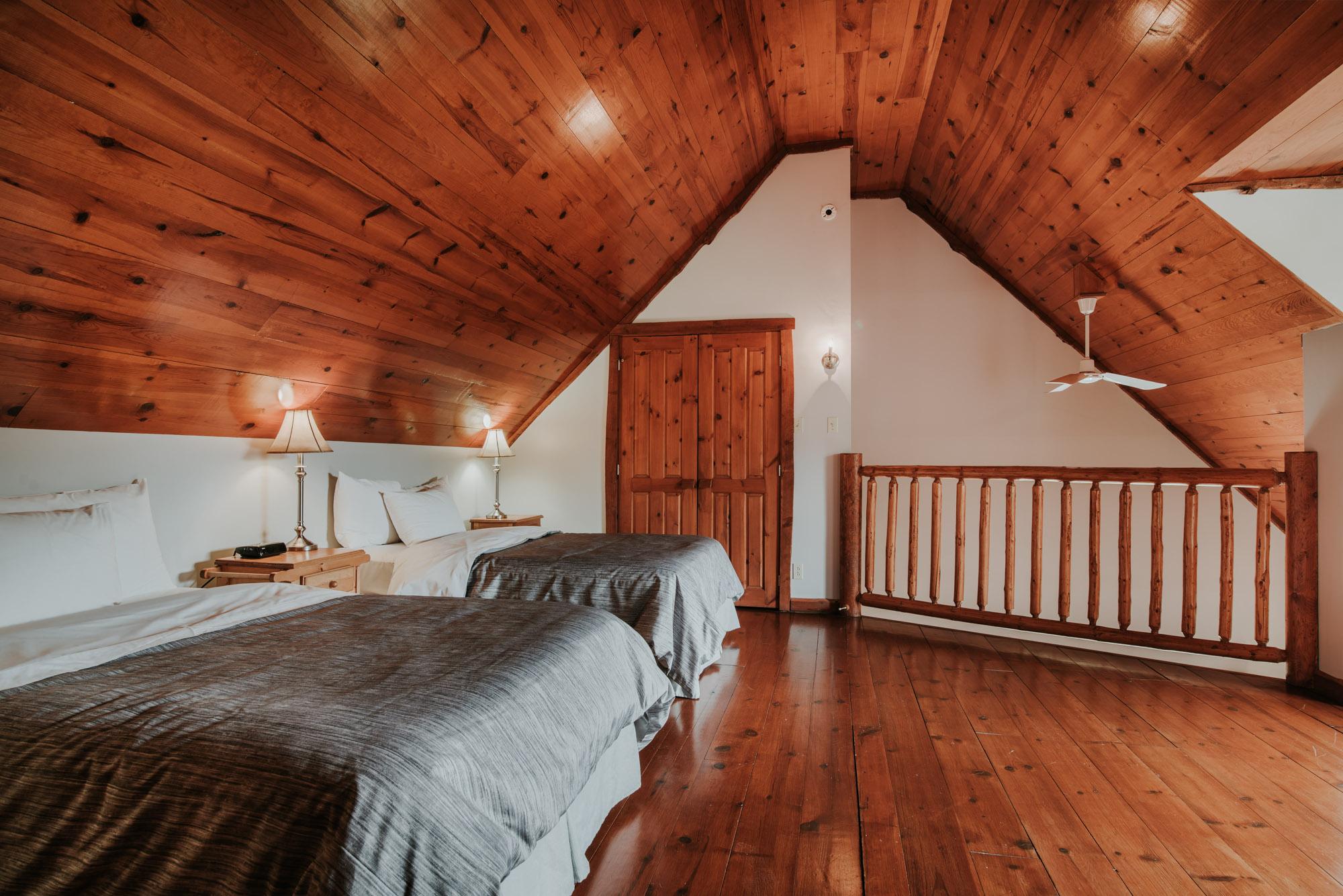 2 Chambres - chambre mezzanine 2 - WEB - Royal Laurentien