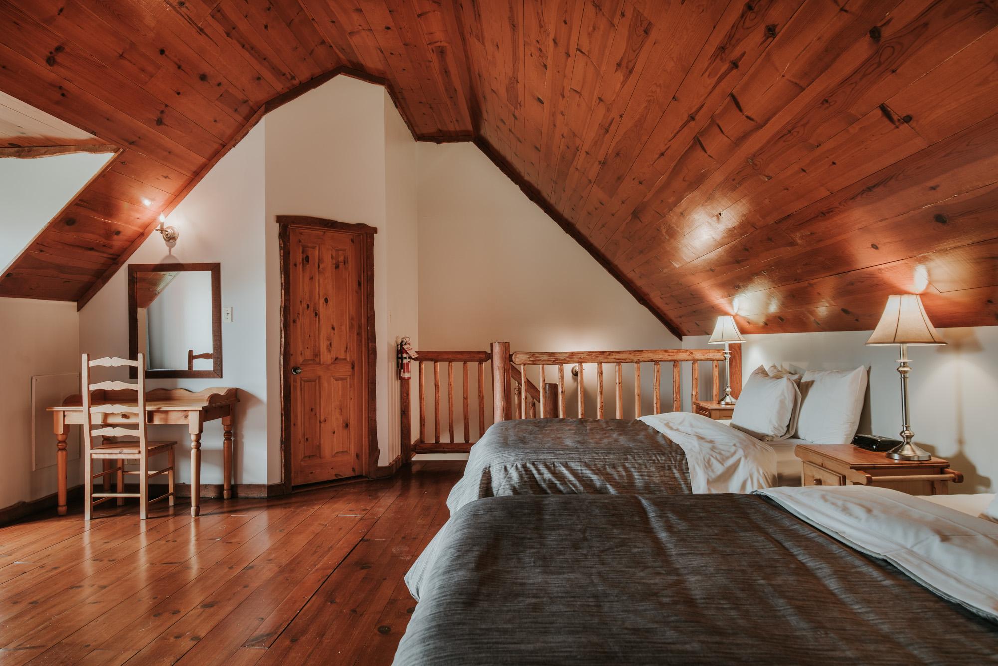 2 Chambres - chambre mezzanine 3 - WEB - Royal Laurentien