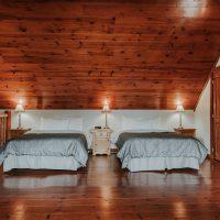 Chalet 2 chambres Royal Laurentien Mezzanine