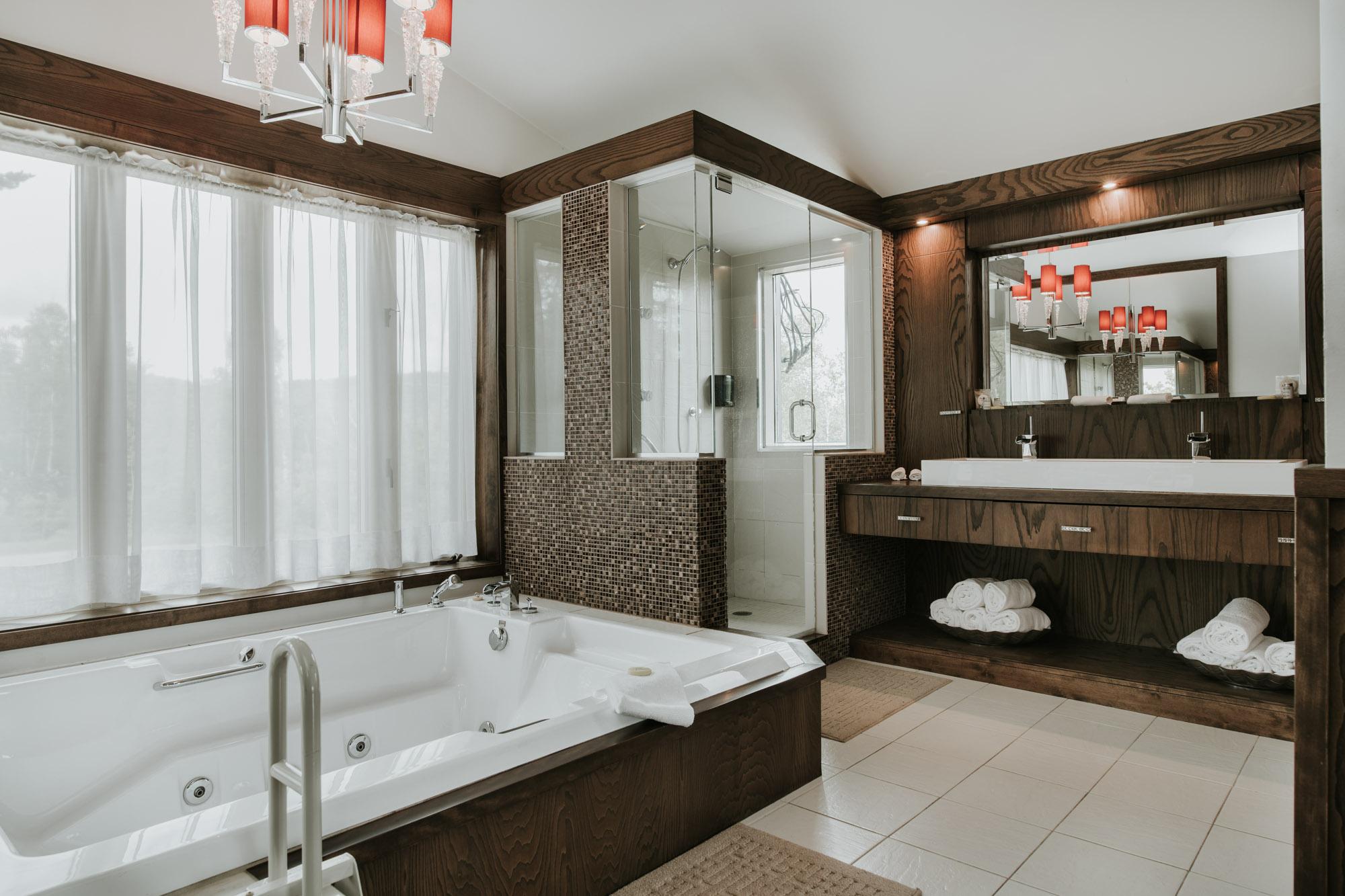 Salle De Bain Chalet executive - salle de bain 2 - web - royal laurentien