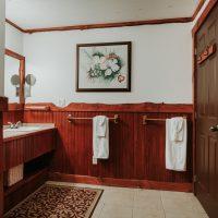 Chalet 3 chambres salle de bain douche Royal Laurentien