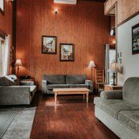 Chalet 3 chambres salon Royal Laurentien