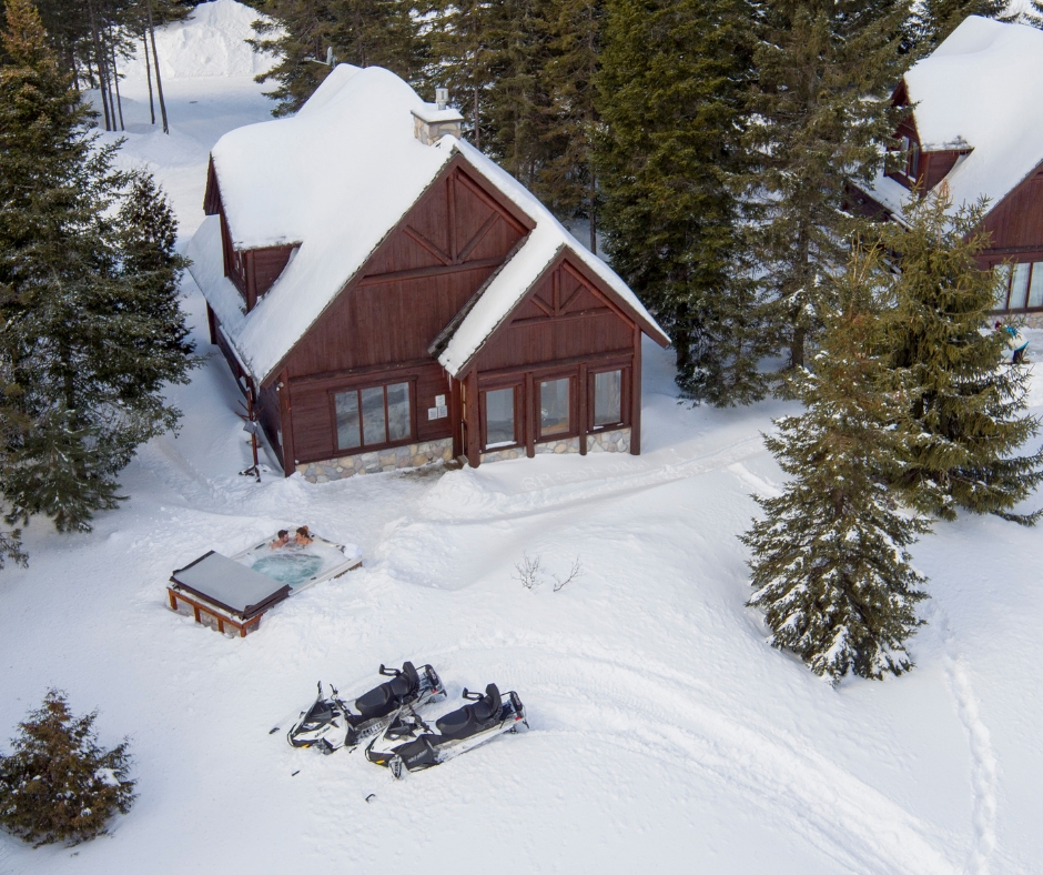 snowmobiles packages