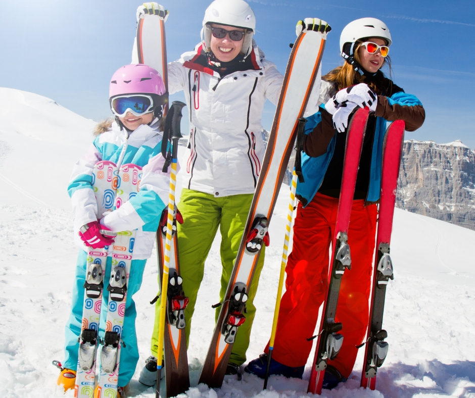 Forfait ski en famille