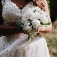 Mariée Royal Laurentien, bouquet de fleur