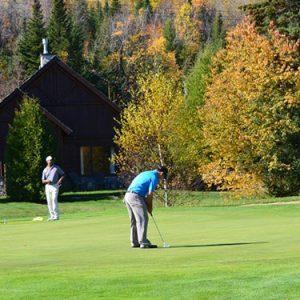 Royal Laurentien Golf Automne