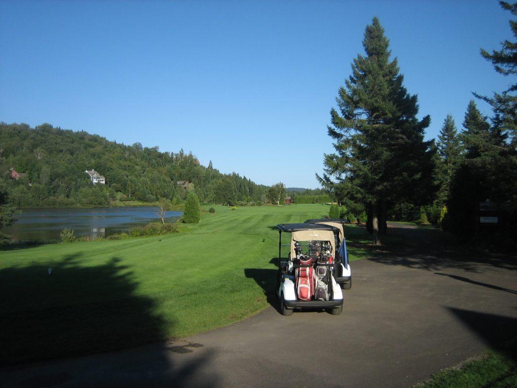 Forfait Golf Quatuor
